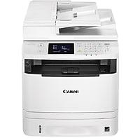 Canon MF414dw Wireless Monochrome Laser All-in-One Printer with Duplex