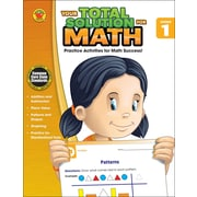 Your Total Solution for Math (Grade 1)