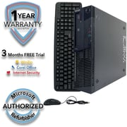 Refurbished Lenovo M91P SFF CI5 3.1Ghz 8GB RAM 2TB Hard Drive Windows 10 Pro
