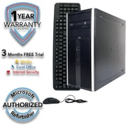Refurbished HP Compaq 8200 Elite CI5 3.1Ghz 4GB RAM 320GB Hard Drive