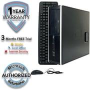 Refurbished HP Compaq 6200 Pro SFF CI5 2400 4GB RAM 250GB Hard Drive Win 10 Pro