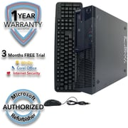refurbished lenovo M81P 3.1Ghz 8GB RAM 2TB Hard Drive