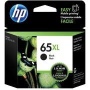 HP 65XL Black Ink Cartridge (N9K04AN#140), High Yield