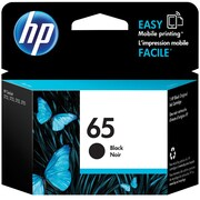 HP 65 Black Ink Cartridge (N9K02AN#140)