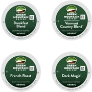 Green Mountain Coffee® Regular Variety Pack Coffee K-Cup® Packs, 88 Pack