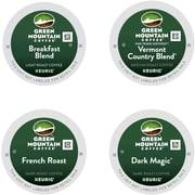 Green Mountain Coffee® Regular Variety Pack Coffee K-Cup® Packs, 88 Pack