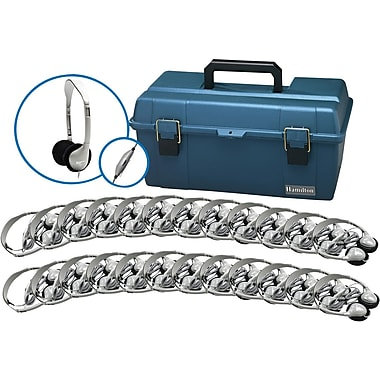 Hamilton Buhl Audio Visual Personal Headphone Lab Pack