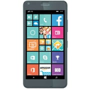AT&T - Microsoft Lumia 640 Prepaid Phone - Black