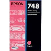 Epson T748 DuraBrite Pro Magenta Ink Cartridge (T748320)