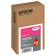 Epson T748XXL DuraBrite Pro Magenta Ink Cartridge, Extra High Capacity (T748XXL320)