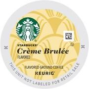 Starbucks Crème Brûlée K-Cup Pods, 16 Count