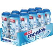 Mentos® Sugar-Free Pure Fresh Mint Gum, 10 Packs/Box (VAM1463620)