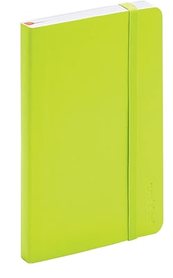 Poppin Lime Green Small Softcover Notebooks Set of 25