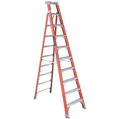 Louisville™ IA Class Series FS1500 Fiberglass Extra-Heavy Duty Step Ladder, 10'
