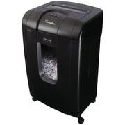 Swingline® SX19-09, 1758493, 19 Sheets, Super Cross-Cut, Jam Free Shredder, Black