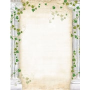 """Great Papers! Pillar and Ivy Letterhead, 8.5"""" x 11"""", 80 count (2015006)"""