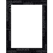 "Great Papers! Congrats Grad Letterhead, 8.5"" x 11"", 80 count (2015014)"