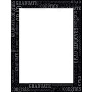 "Great Papers! Congrats Grad Letterhead, 8.5"" x 11"", 80 count (2015014)"