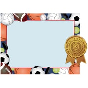 "Great Papers! Sports Certificates and Seals Kit, 8.5"" x 11"", 10 count (2015079KIT)"