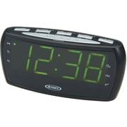 AM/FM Alarm Clock Radio with Large Display