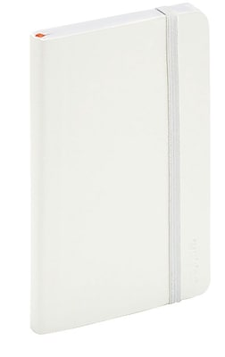 Poppin White Small Softcover Notebooks Set of 25
