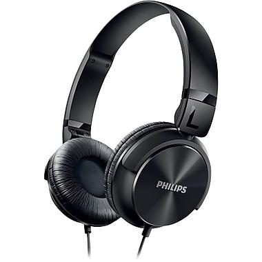 Philips – Casque SHL3060BK/28 pour DJ, noir
