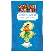 Kauai Coffee Medium Blend Ground Coffee, 2.25 oz., 24/CT