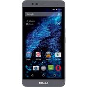 BLU Studio One Plus S0130UU Unlocked GSM Dual-SIM Octa-Core Phone - Grey