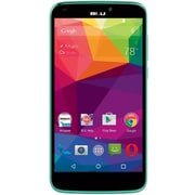 BLU Studio G Plus S510Q Unlocked GSM Quad-Core Android Phone - Green
