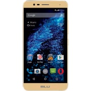 BLU Studio One Plus S0130UU Unlocked GSM Dual-SIM Octa-Core Phone - Gold
