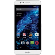 BLU Studio One Plus S0130UU Unlocked GSM Dual-SIM Octa-Core Phone - Silver