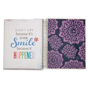 "Erin Condren Simple Notebook, Island Fleur, 7""x 9"", College Ruled (1582113)"
