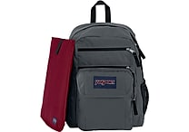 Jansport Digital Student Backpack, Forge Grey (T19W6XD)