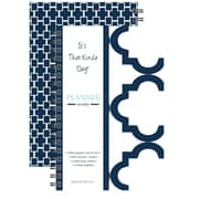 "Kahootie Co™ It's That Kinda Day™- Weekly Planner, 6"" x 9"", Navy (ITKWN)"