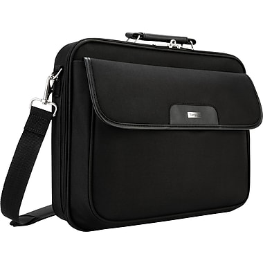 Targus Notepad Laptop Case, Black, 15.4