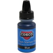 Cosco® Evostamp Plus® Ink Refill for Pre-Inked Stamps, Blue