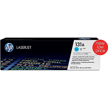 HP 131A Cyan Toner Cartridge (CF211A)