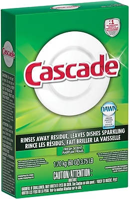 Cascade Automatic Dishwasher Powder 60 oz.