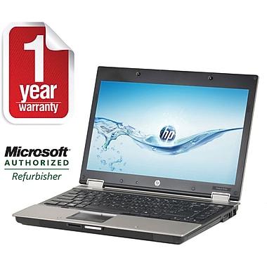 Refurb HP 8440P CORE I5-2.4GHz Processor, 4GB memory, 320GB Hard drive, DVDRW, 14.1 Display, Windows 10 Pro 64bit