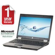 "Refurbished HP 8440P 14"", 250GB Hard Drive, 4GB Memory, Intel Core i5, Win 7 Home"