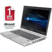 Refurbished HP 14'' Elitebook 8470P Core i5 2.5Ghz 8GB RAM 320GB HDD Wn 10 Pro