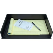 Victor® Wood Midnight Black Stacking Legal Size Letter Tray (1168-5)