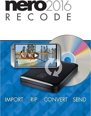 Nero Recode 2016 for Windows (1 User) [Download] 2121208