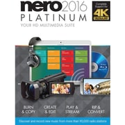 Nero 2016 Platinum for Windows (1 User) [Download]