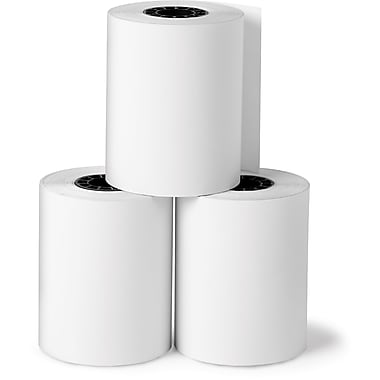 Staples Thermal Gas Pump Rolls, 2-1/4