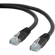 Staples 25' CAT6 Ethernet Networking Cable, Black