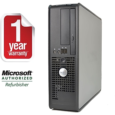 Dell Optiplex 760 Windows 7 Pro Refurbished Desktop PC, 4GB RAM, 320GB HD