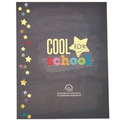 Erin Condren Sticker Book, Cool for School, 10 Pages (1868161)