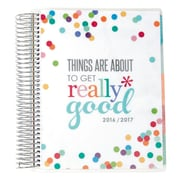 2016-2017 Erin Condren 18 Month Vertical LifePlanner™, Colorful Confetti (2106857)