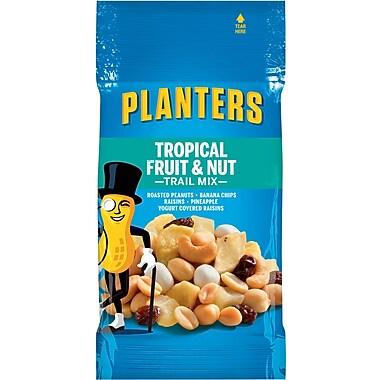 Planters® Trail Mix Tropical Fruit & Nut, 2 oz., 72/Ct